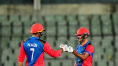 Afghanistan wins against bangladesh and sets a world record