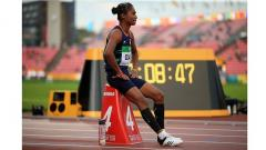 Hima das out of outdoor world championship