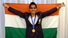 Shreya Kandhare wins Gold Medal in 9th Asian Yoga Competition
