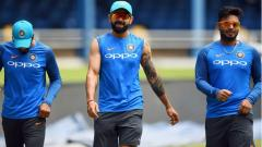 Virat Kohli to lead Team India T20 and ODI squad against West Indies