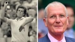 Article on Bob willis by mukund potdar