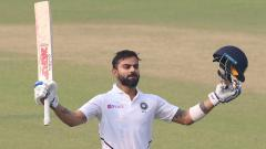 Virat Kohli scores 27th Test century and equals to record of Sachin Tendulkar