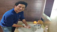 Sachin Tendulkar posted the video to urge citizens to take preventive measures to fight against corona:
