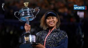 naomi osaka, australian open title, fourth grand slam