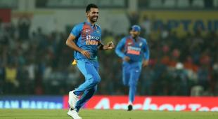 Deepak Chahar shares playing with Chennai super kings helped him to play with due