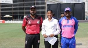 Laxmi to become umpire of Mens cricket match
