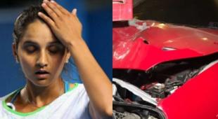 shoaib malik ,sania mirza husband,  shoaib malik  accident  Video Viral