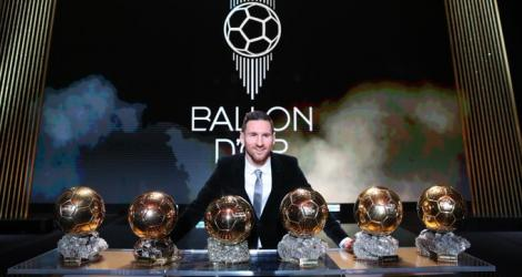 Lionel Messi claims record 6th Ballon dOr