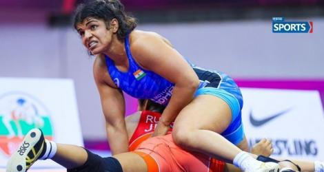 young wrestler, Sonam Malik, Sonam Malik head injury, Sakshi Malik