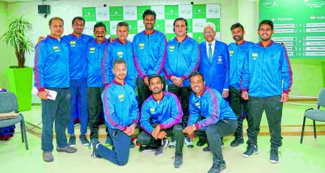 Strong India ready to defeat weakened Pakistan in Davis Cup