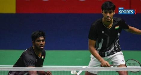 Swiss Open, Satwiksairaj Rankireddy, Chirag Shetty