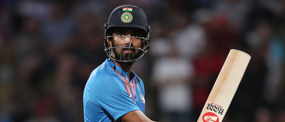 KL Rahul donates shoes to healthcare workers