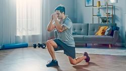 You don't break your fitness trail