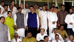 BJP protests in Maharashtra, says government ''betrayed'' farmers