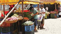 Lockdown 3.0: Residents heave a sigh of relief as vegetable supply in the city improves