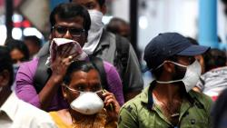 Coronavirus slows down life in Mumbai