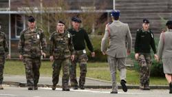 13 French soldiers killed in Mali helicopter collision