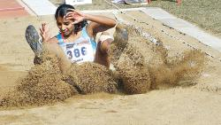 Kerala long jumper Ancy lights up Day 3