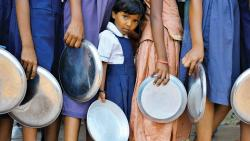Continue foodgrains supply to hostels: State to Centre