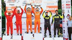 Gaurav Gill wins Popular Rally for fifth time