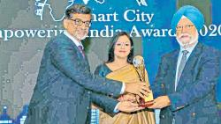 Digi Thane wins Central govt's national level Best Digital City Project Award