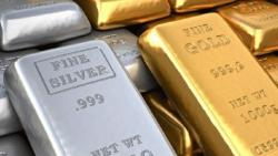 Gold, silver rise marginally on weak rupee