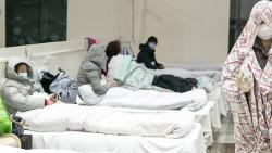 Coronavirus: Death toll rises to 636 in China