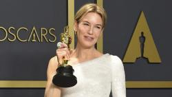 Oscars 2020: Renee Zellweger takes home best actress trophy