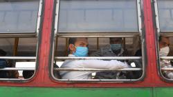 Coronavirus Pune: ST buses ferried 110 stranded passengers to various districts