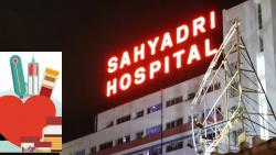 Sahyadri Hospital doctors give man new lease of life