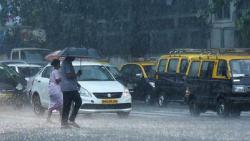 Mumbai rains: Red alert issued for city; rail, bus services disrupted
