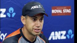 Ross Taylor 1st to play 100 games in all three formats