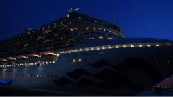 Two Indian crew on board cruise ship off Japanese coast test positive for coronavirus