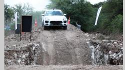 Porsche goes off-roading in Pune