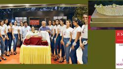 Three stunning crowns for Sakal Beauty of Maharashtra 2020 contest unveiled