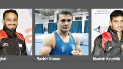 Comeback man Vikas Krishan makes it to Olympic qualifiers in Wuhan, China