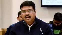 No need to panic about oil prices: Pradhan