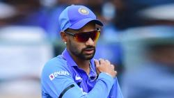 Dhawan's NZ tour in doubt after fresh shoulder injury, medical team looking at