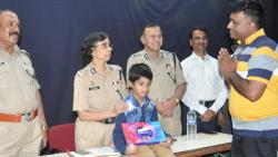 Kidnapped seven-year-old boy rescued in 48 hours