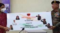 Coronavirus Pune: Southern Army felicitates PCDA for releasing pay, allowances on time