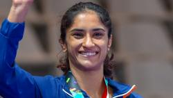 Vinesh, Sindhu, Mary Kom among nominees for BBC Sportswoman of the year award