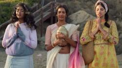 Devi and her mother bid farewell to Mohan in Episode 10