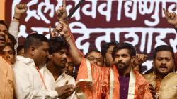 Another 'son-rise' in Thackeray clan