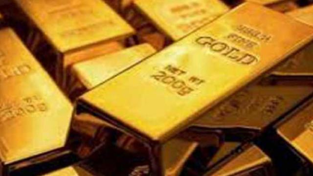 Gold falls Rs 233 on weak global prices