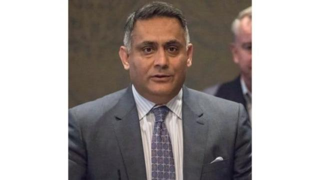 Puneet Ahluwalia, an Indian-American business consultant, is running for the Republican nomination for Lt. Governor of Virginia