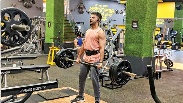 Open gyms and fitness centres in Pune - MLA Siddharth Shirole