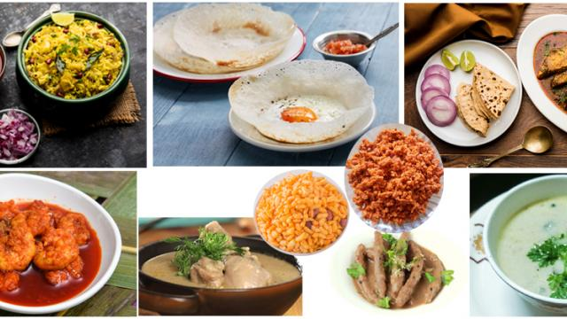 Celebrating Maharashtra Day with its robust, earthy flavours