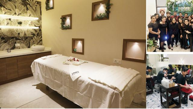 Opening a second branch in the city, Looks salon is all about providing luxurious grooming services for men and women