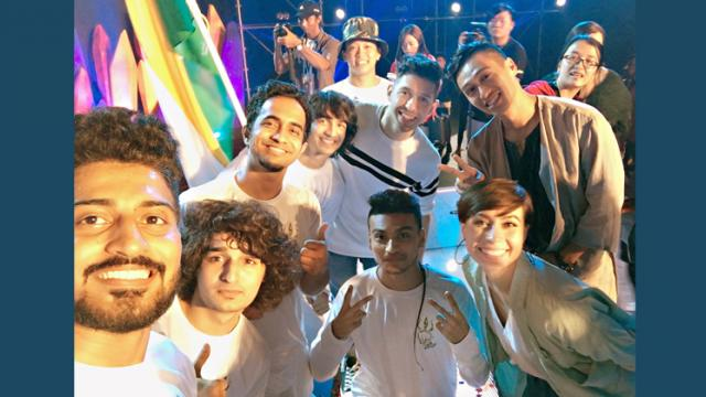 Desi Hoppers place India in the third spot at the Asian Battleground finals