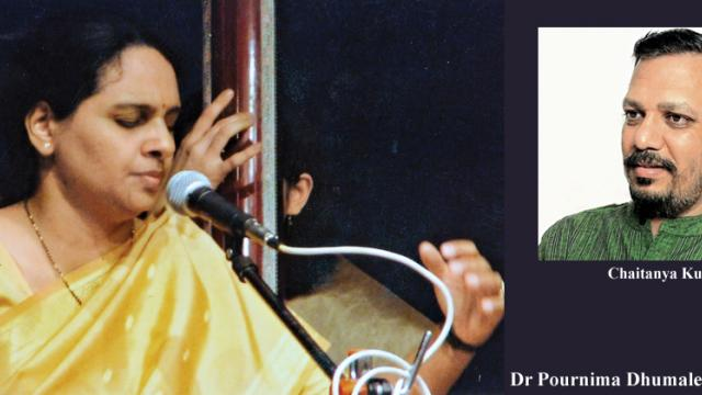 Reconnecting with rare thumri